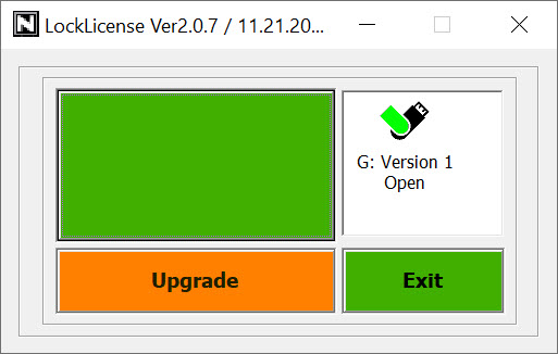 Nexcopy Lock License, USB write protection