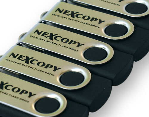 Flash Drive Copy Protection