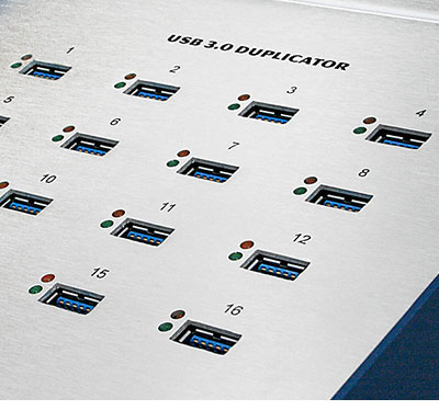 USB DUPLICATORS