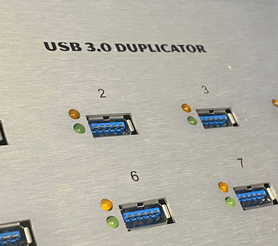USB-Duplikator, USB 3.0, Super Speed