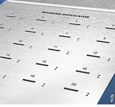 microSD CARD DUPLICATORS